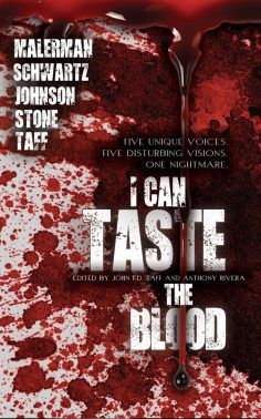 I Can Taste the Blood cover