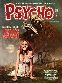 Skywald Psycho cover 2
