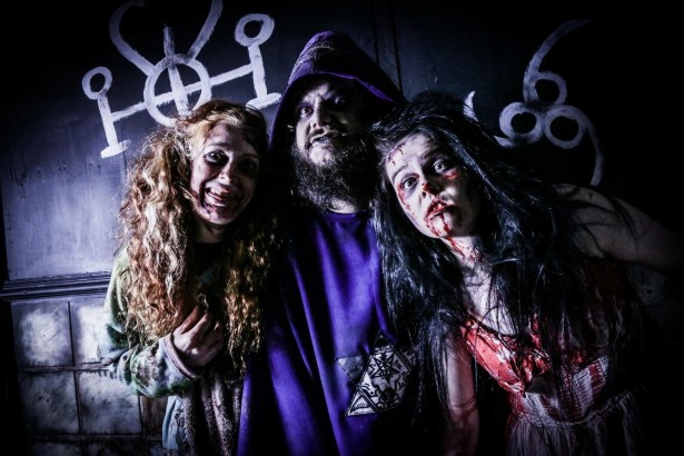 scare kingdom scream park monsters