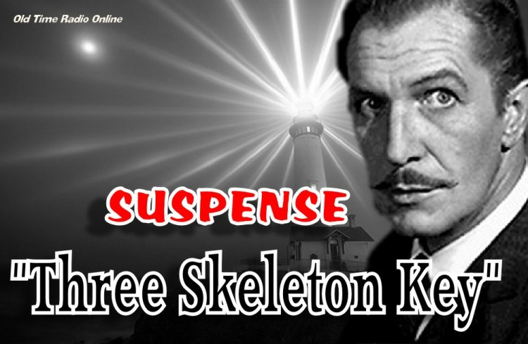 Vincent Price -Suspense - promo