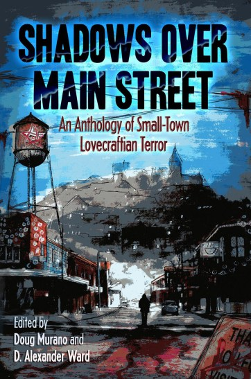 Shadows Over Main Street - cover