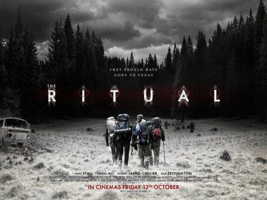 The Ritual - poster
