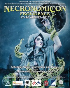 NecronomiCon-Providence-Convention-August-17-20-2017 - POSTER