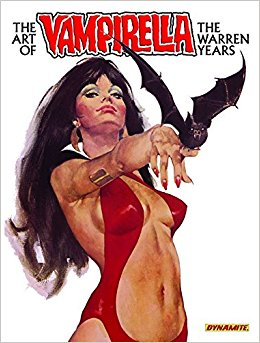 The Art of Vampirella - The Warren Years