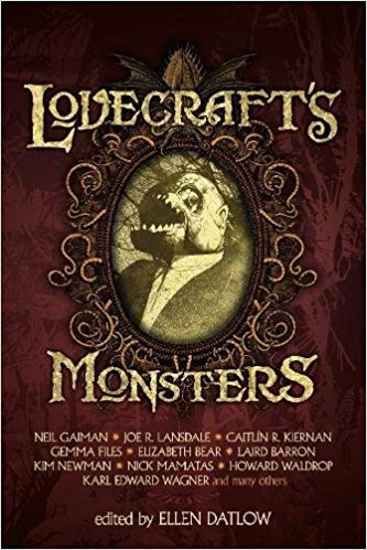 Lovecraft's Monsters - cover