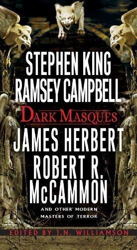 Dark Masques, edited by J.N. Williamson