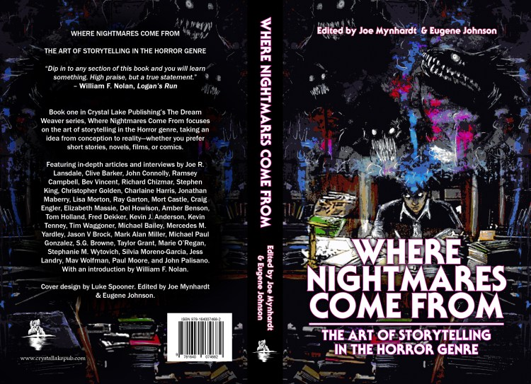 where nightmares come from full cover