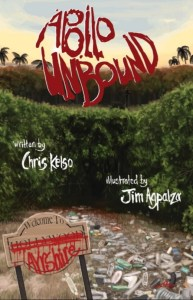 Apollo Unbound by Chris Kelso and Jim Agpalza - cover