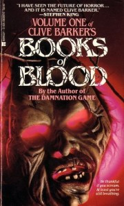 Books of Blood by Clive Barker, Vol 1
