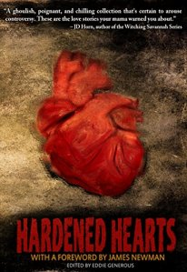 Hardened Hearts, edited by Eddie Generous - cover