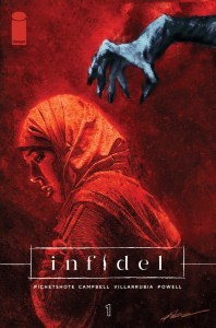 Infidel by Pichetshote & Campbell - cover