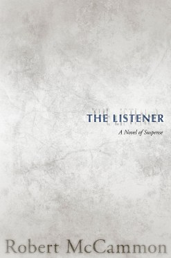 The Listener by Robert McCammon - cover
