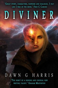 Diviner by Dawn G. Harris - cover