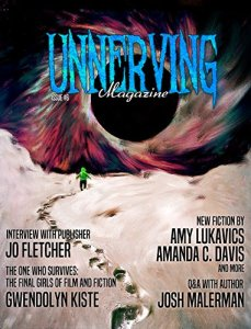 Unnerving, Issue 6 - cover