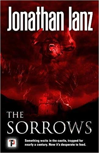 The Sorrows by Jonathan Janz - cover