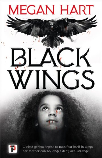 Black Wings by Megan Hart cover