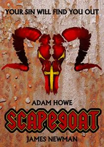 Scapegoat by Adam Howe and James Newman - cover