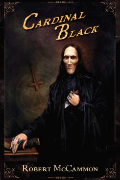 Cardinal Black by Robert McCammon - cover