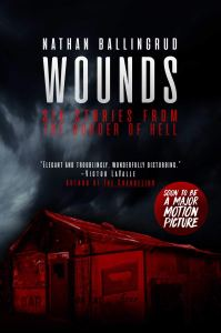 Wounds by Nathan Ballingrud -cover