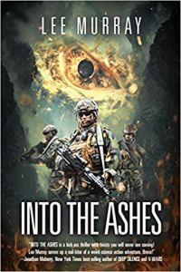 Into the Ashes by Lee Murray - cover