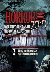 horror flyer