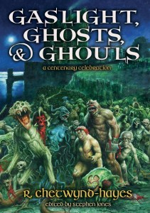 Gaslight ghosts and ghouls