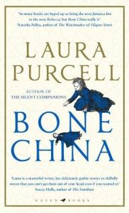 Bone China by Laura Purcell - cover