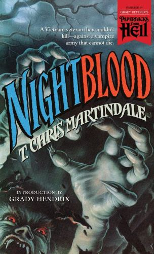 Nightblood by T. Chris Martindale
