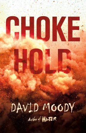 Chokehold by David Moody - cover