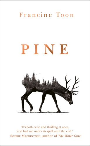 Pine by Francine Toon - cover
