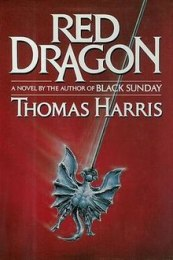 Red Dragon by Thomas Harris - cover