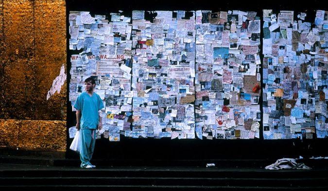 28 Days Later - Mural Scene