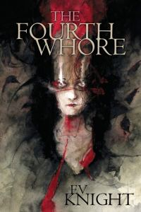 The Fourth Whore by EV Knight - cover