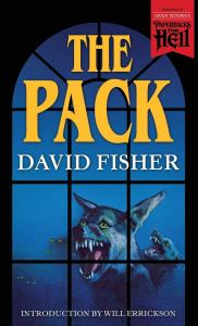 The Pack by David Fisher - cover