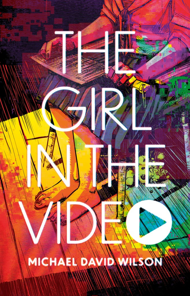 The Girl in the Video by Michael David Wilson HD - cover