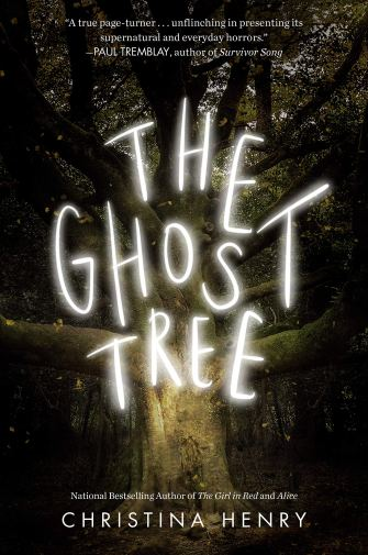 The Ghost Tree by Christina Henry - cover