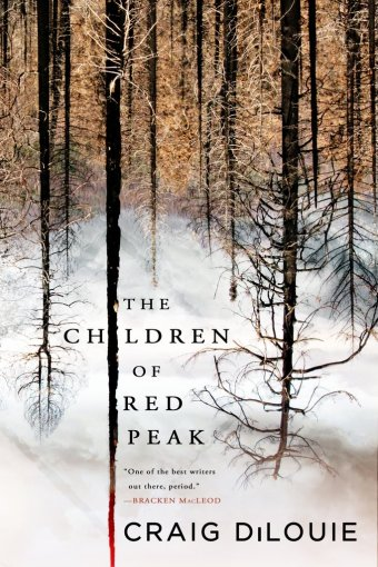 The Children of Red Peak by Craig DiLouie - cover