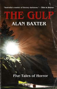 The Gulp by Alan Baxter - cover