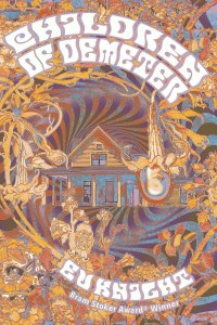 Children of Demeter by EV Knight - cover