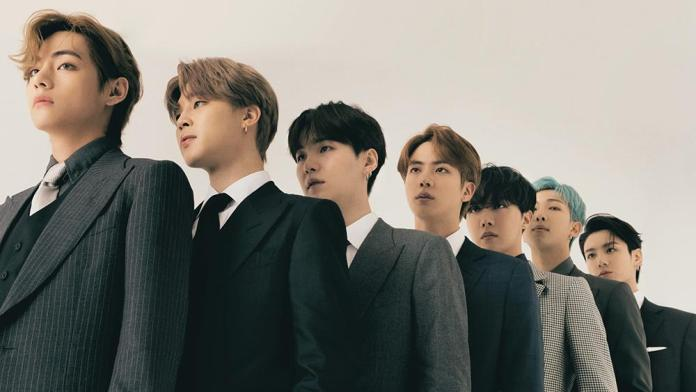 BTS to appear in Friends The Reunion