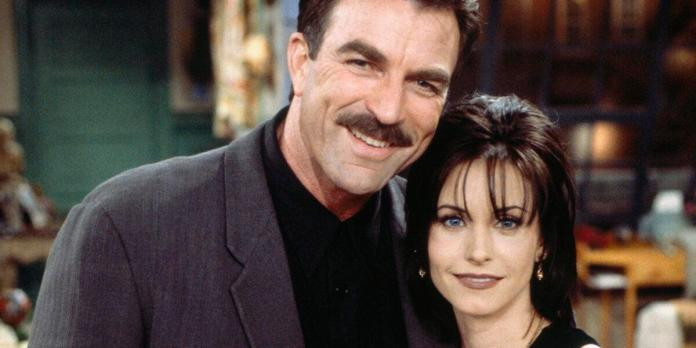 Selleck and Cox to appear in Friends The Reunion