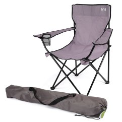 Portable Folding Chairs Big Man Camping Chair Lightweight Festival