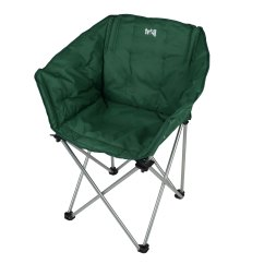 Portable Folding Chairs St Tropez Hanging Chair Camping Padded Tub Seat Outdoor