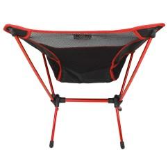 Folding Quad Chair Pc Gaming Chairs Lightweight Camping Beach Aluminium Outdoor