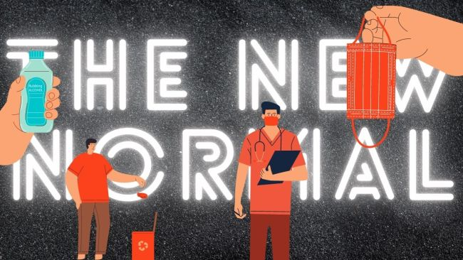The New Normal In 2021? By Sanmay Parkhi, Tiffin School | This Is Local London