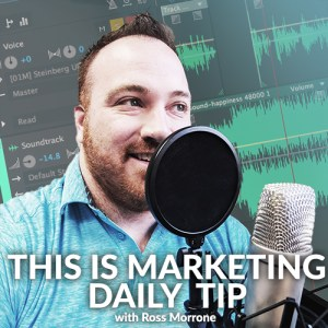 This is Marketing Daily Tip