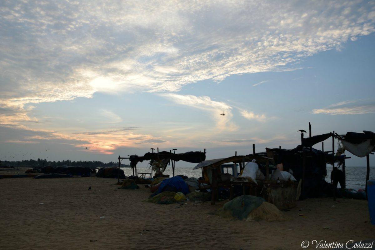 Diario di viaggio in Sri Lanka #1: il viaggio e l'arrivo a Negombo