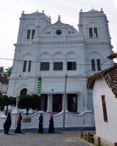 La moschea di Galle