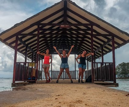 Girls on the road: Seychelles low cost tra amiche