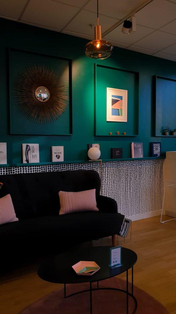 VIP lounge di BHV Marais